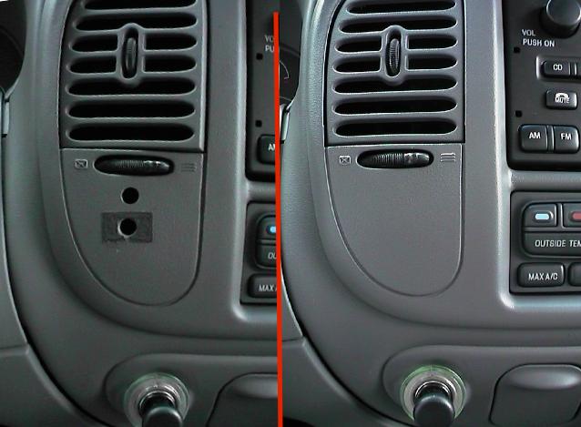 Plastic Repair Snows Auto Interior Restoration